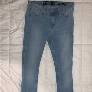 Advanced stretch wash jean legging